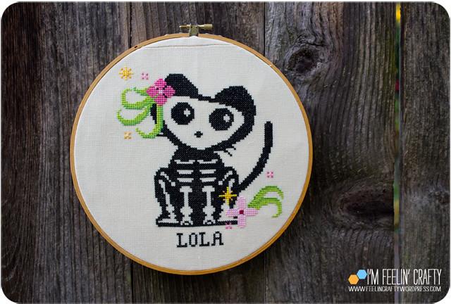 RIP Lola Crossstitch-Whole-ImFeelinCrafty