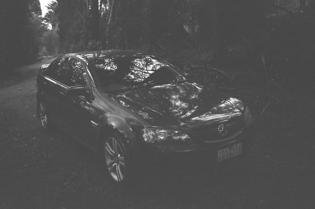 2007 Holden Commodore Omega (photo 2)