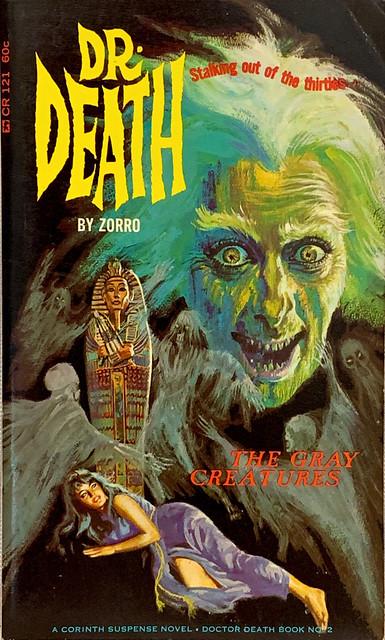 Dr. Death -- Book No. 2: