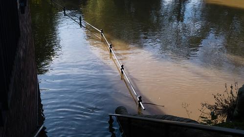 High water: Severn, Bridgnorth