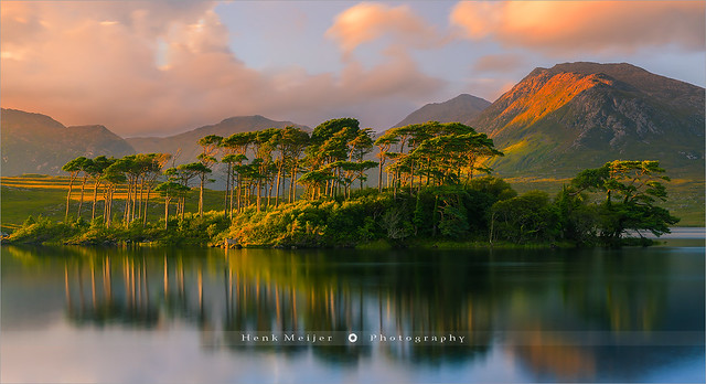 Derryclare Lough - Ireland