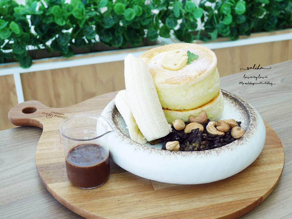 台北忠孝復興站成真咖啡舒芙蕾好吃甜點下午茶價位低消限時 (2)