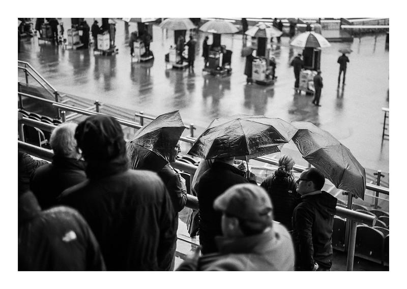 FILM - Rainy racedays