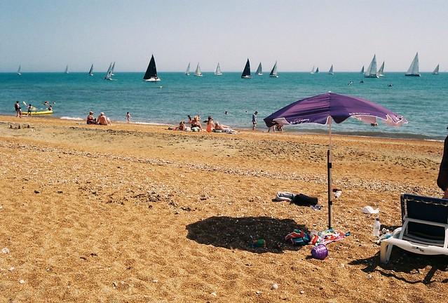 Round The Island Yacht Race - Ventnor