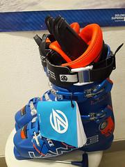 sjezdové boty Lange 130 RS Ski France team - titulní fotka