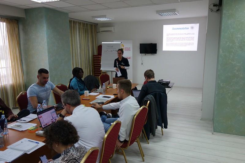 Empact - il Workshop sulla Certificazione (Belgrado)