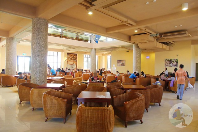 金車伯朗頭城城堡咖啡館