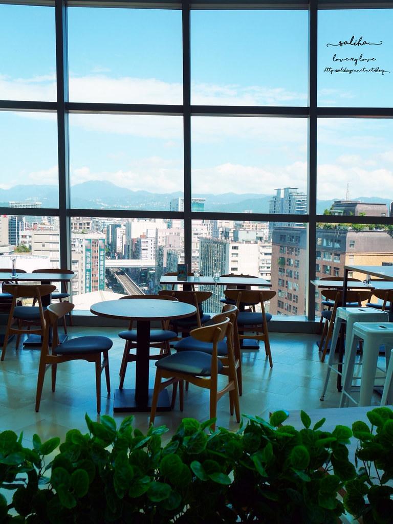 台北sogo必吃景觀餐廳推薦成真咖啡Come True Coffee復興店咖啡廳 (2)