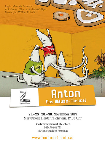 Anton - Das Mäusemusical