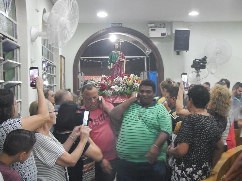 Paróquias e comunidades festejam São Judas Tadeu