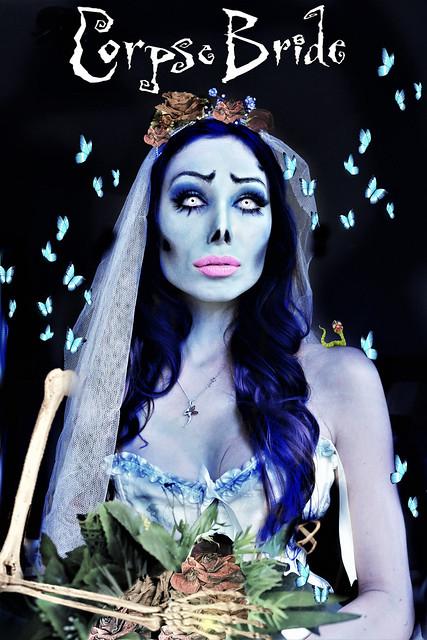 Tim Burtons Corpse Bride EMILY by Sarina Rose