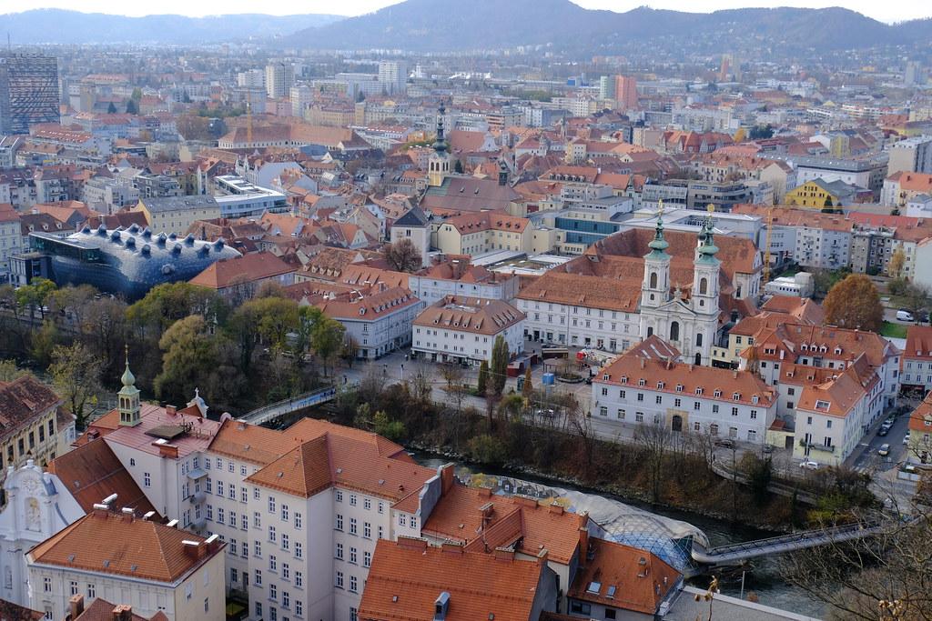 XE3F1220 - Graz, Estiria (Austria) - Graz, Styria (Austria) - Graz, Steiermark (Republik Österreich)