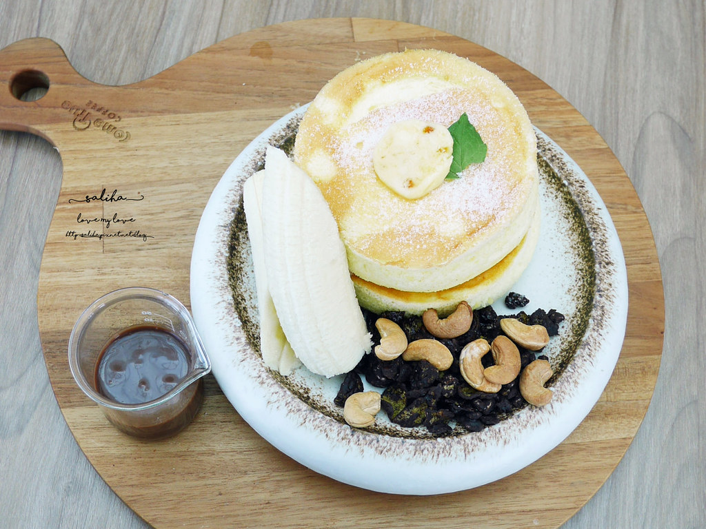 台北忠孝復興站成真咖啡舒芙蕾好吃甜點下午茶價位低消限時 (3)