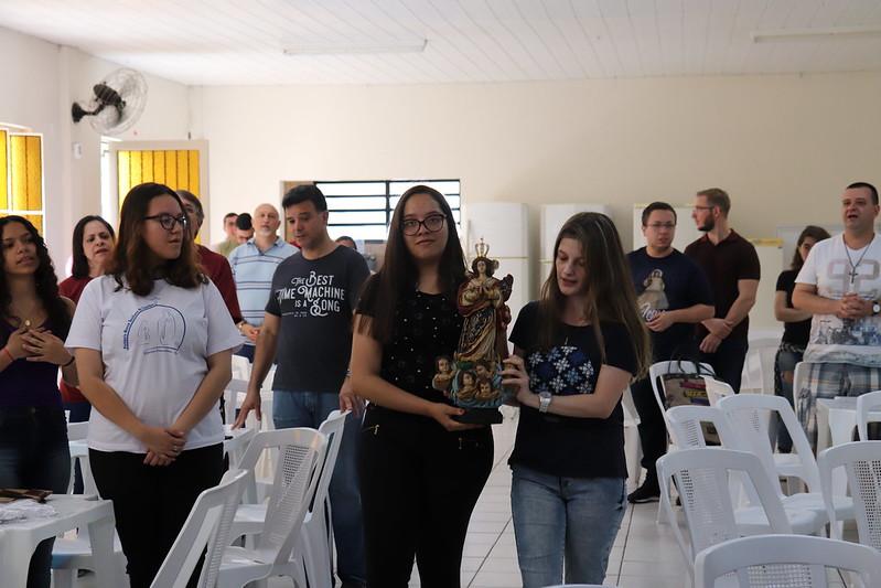 Forania Imaculada realiza Assembleia da Juventude