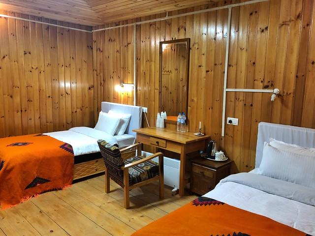Hotel en Bumthang (Bután)