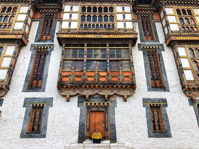 Sele en Bután