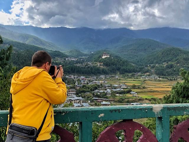 Valle de Bumthang (Bután)