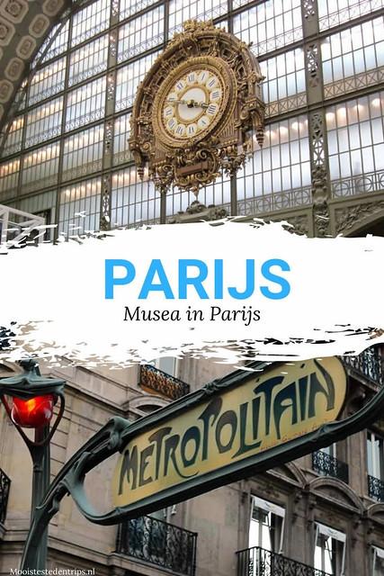 Musea in Parijs | De top 10 leukste musea in Parijs