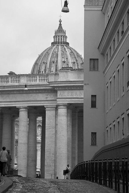 20191020 Around Vatican City