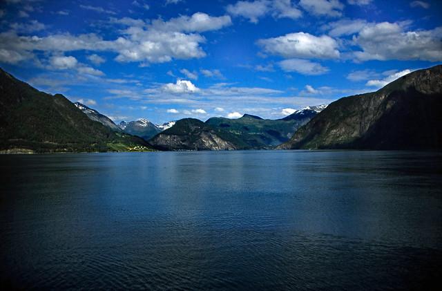 Norwegen 1998 (359) Norddalsfjord