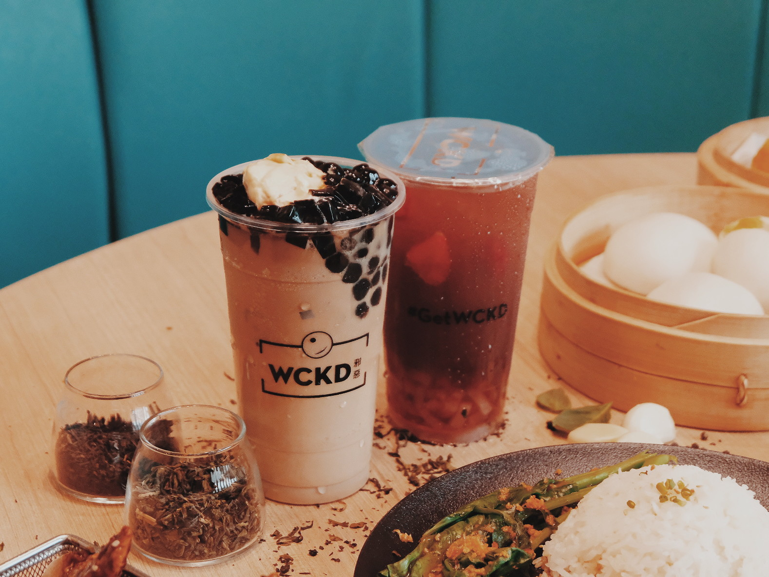 WCKD: Authentic Taiwan Milk Tea