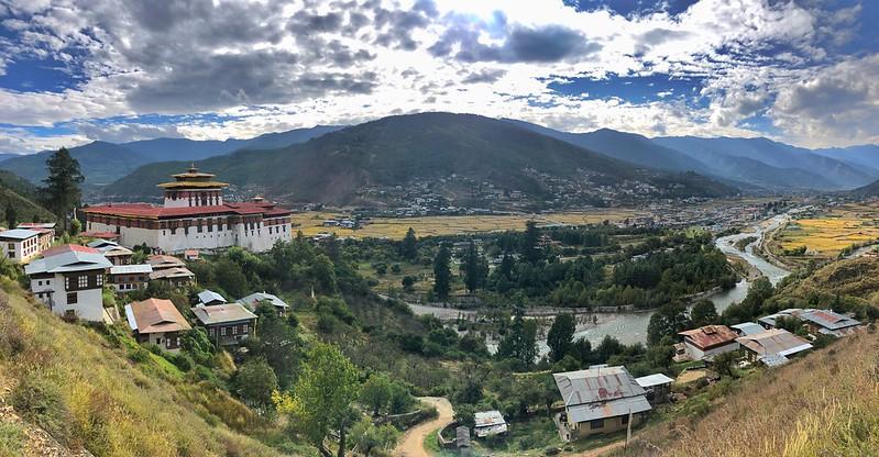 Valle de Paro (Bután)