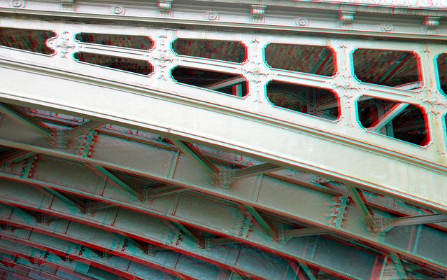 Bridge Paris 3D