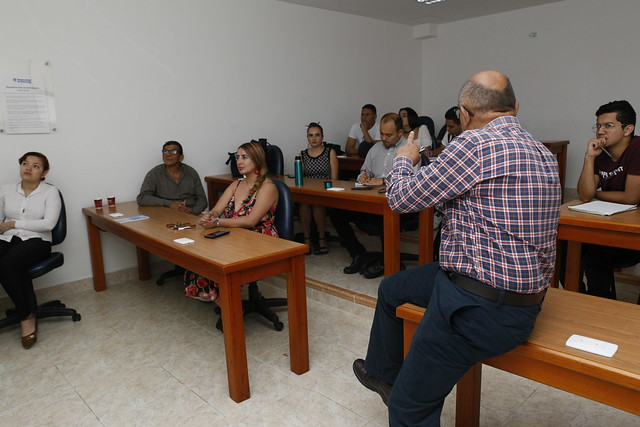 Septiembre 27 de 2019 / Encuentro Pablo Fernando Pérez Riaño