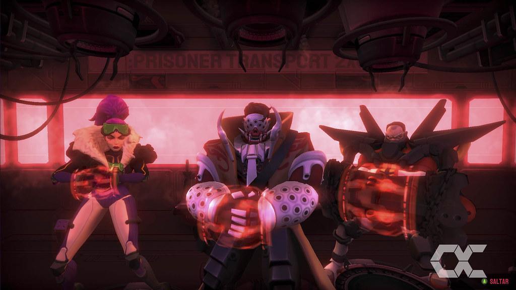 Battle Planet - Overcluster 01