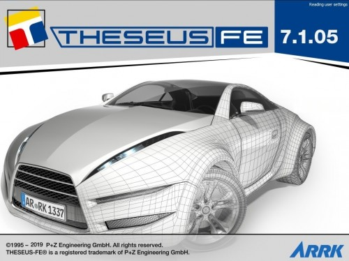 Link download THESEUS-FE 7.1.5 Win64 full license 100% working