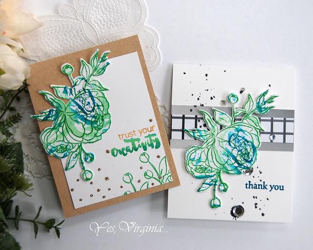 cabbage stamping