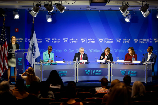 10-29-2019 Africa in Transition: The Role of Women in Peace and Security
