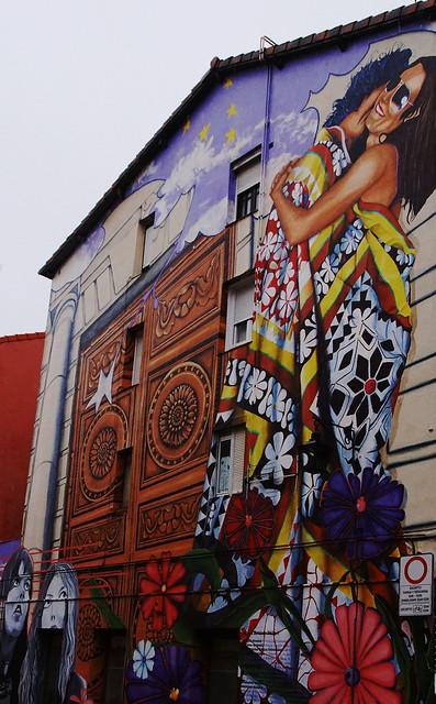 Vitoria-Gasteiz - Mural