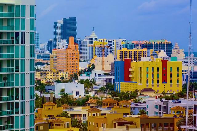 South Beach, Miami Beach, Miami-Dade County, Florida, USA