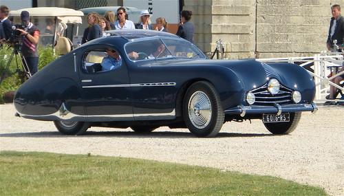 Talbot Lago T26 Grand Sport Coupé 1948