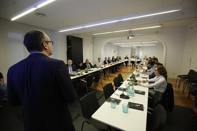 III Comité de Economía/Financiación de la innovación 2019