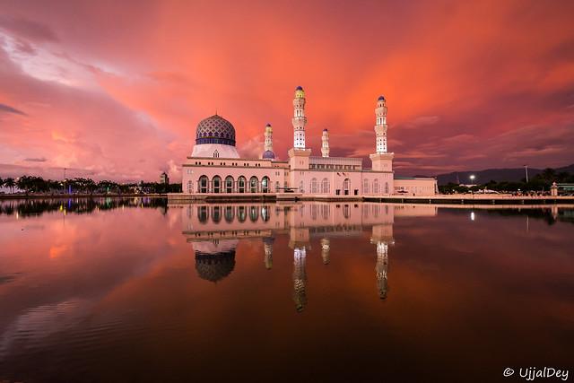 Masjid Bandaraya, Kota Kinabalu ~ EXPLORED #2 (31-Oct-2019)