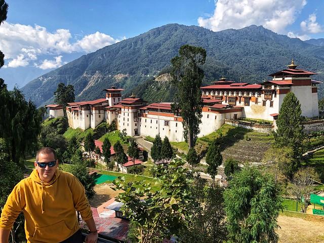 Sele en Trongsa (Bután)