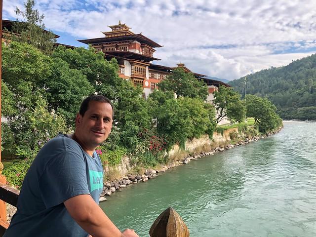 Sele en Punakha (Bután)