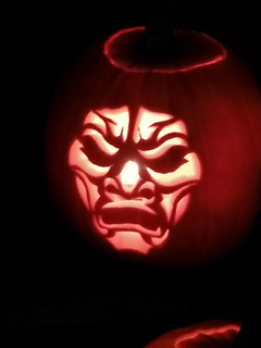 """ immortal"" pumpkin"