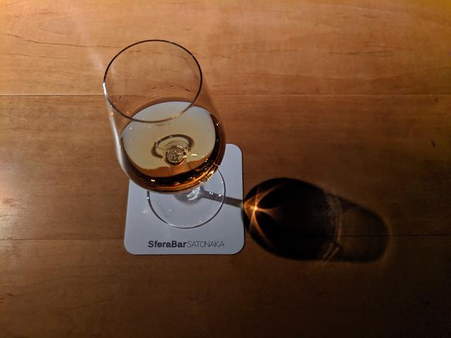 whisky @ SferaBar Satonaka