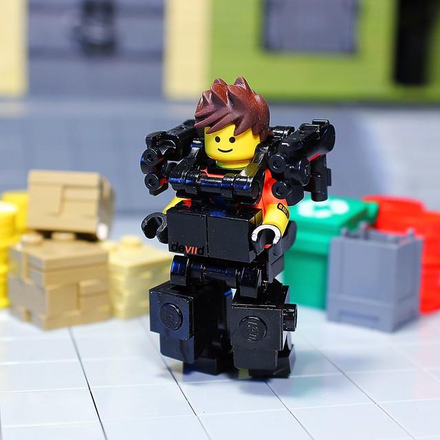 Teddy - Military Trooper X53 Black Edition