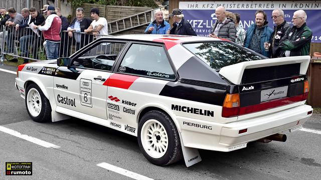 Audi Sport Quattro Rallye Planneralm Austria (c) 2019 Bernard Egger :: rumoto images 2214