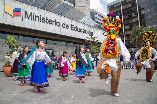 Jornadas Culturales Ministerio de Educación