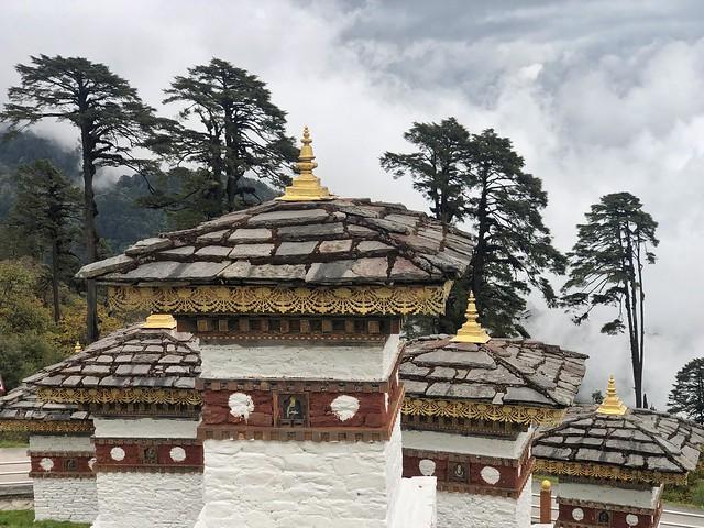 Dochula Pass (Bután)