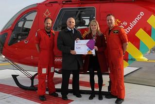 2019 October Air Ambulance