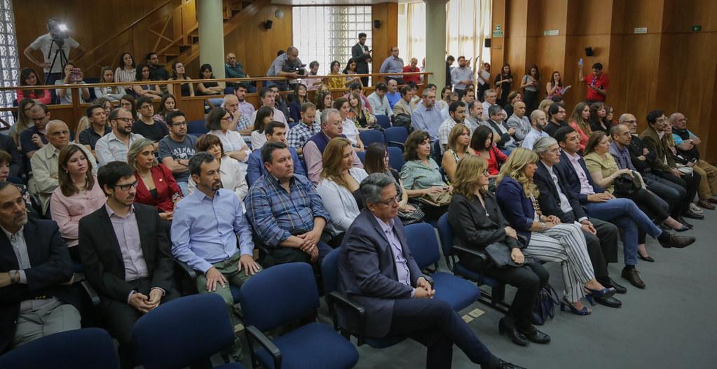 2019-10-31 PRENSA: Entrega de Subsidios al Programa Provincial de Investigación y Desarrollo Aplicado