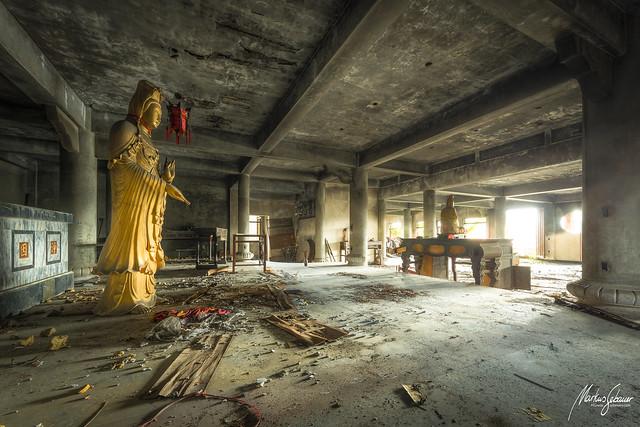 Buddha is no decoration