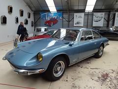 Ferrari 330 GT 2+2 Lyon 2019