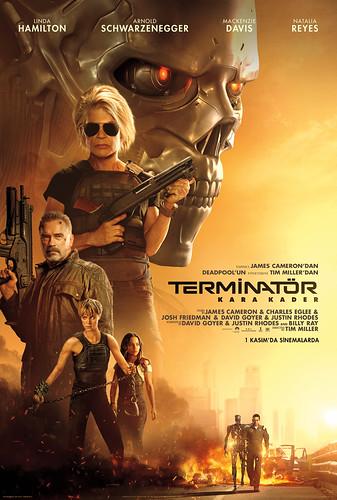 Terminatör: Kara Kader -  Terminator: Dark Fate (2019)